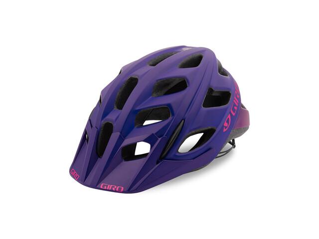 Giro Hex Helmet matte purple/bright pink